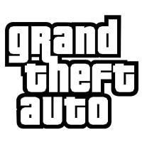 دانلود فونت لوگوی جی تی ای Grand Theft Auto