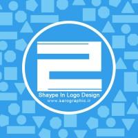 شکل ها در طراحی لوگو