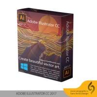 دانلود برنامه ایلوستریتور Adobe Illustrator CC 2017