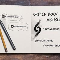 دانلود رایگان موکاپ جذاب دفتر و قلم طراحی
