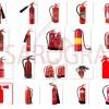 دانلود مجموعه تصاویر کپسول آتش نشانی با فرمت PNG-1
