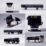 دانلود رایگان مجموعه موکاپ تبلیغات روی اتوبوس-1