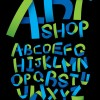 دانلود مجموعه حروف و اعداد اوریگامی انگلیسی-1