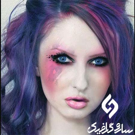 دانلود رایگان براش آرایش و گریم Glamorous Makeover