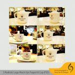 دانلود رایگان موکاپ جذاب فنجان برای رستوران و کافی شاپ