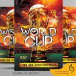 دانلود رایگان لایه باز پوستر جام جهانی
