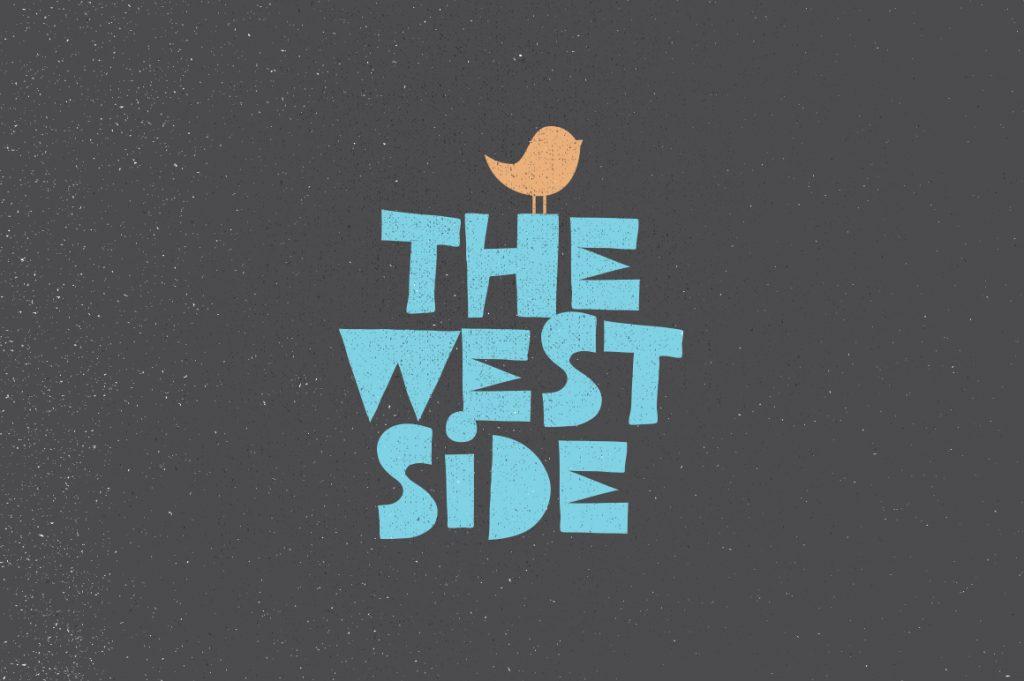 دانلود رایگان فونت لاتین West Side