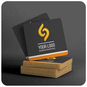 دانلود مجموعه موکاپ کارت ویزیت